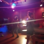 Whaling on the Karaoke